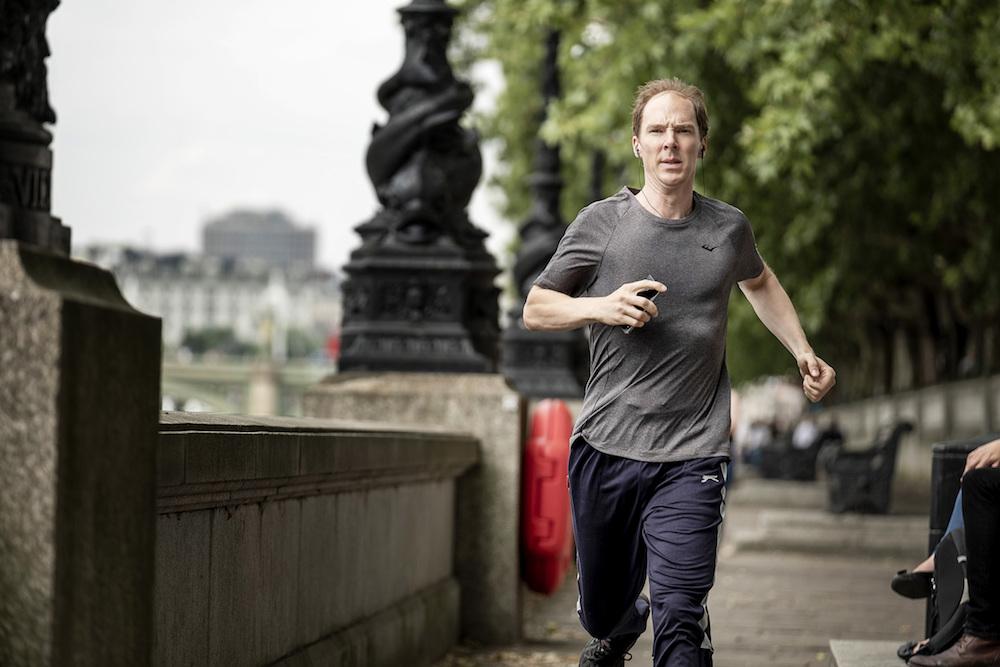 Brexit HBO Benedict Cumberbatch running