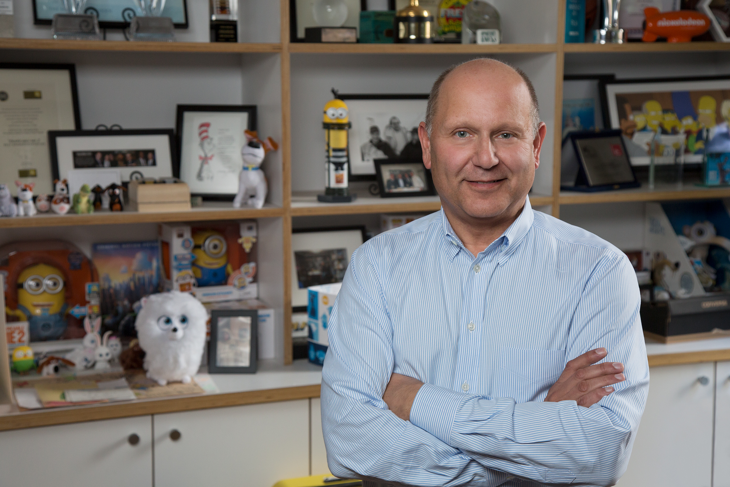 VES to Honor Illumination's Chris Meledandri with Lifetime Achievement Award