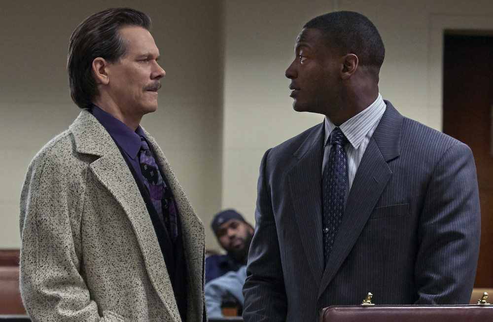 City on a Hill Season 1 Kevin Bacon and Aldis Hodge Showtime