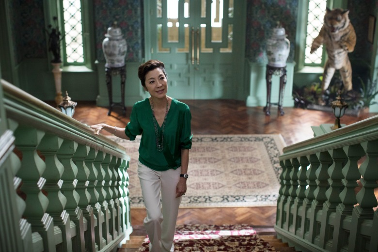 Crazy Rich Asians' Isn't Michelle Yeoh's First Crossover Hit | IndieWire