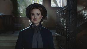 """Evan Rachel Wood as Mary Shelley in """"Drunk History."""""""
