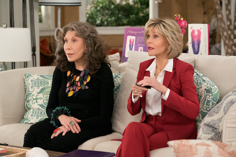 Grace and Frankie Season 5 Review: The End Is Nigh—and ...