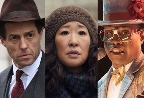 """A Very English Scandal,"" ""Killing Eve,"" and ""Pose"" Golden Globes 2019"