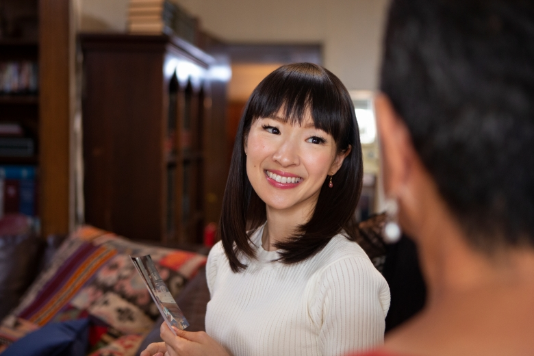 """Tidying Up With Marie Kondo"""
