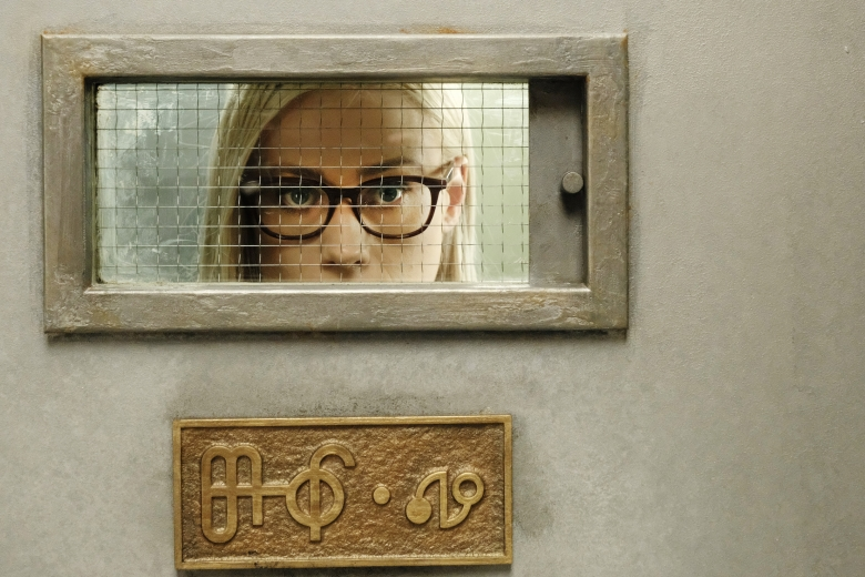 "Olivia Taylor Dudley, ""The Magicians"""