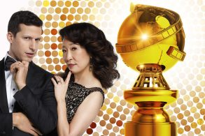 "2019 GOLDEN GLOBE AWARDS -- Pictured: ""2019 Golden Globe Awards"" Key Art -- (Photo by: NBC)"