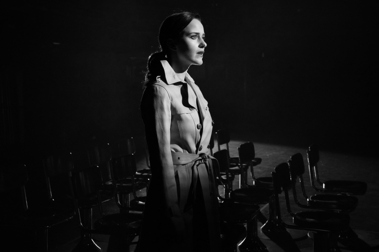 """SATURDAY NIGHT LIVE -- """"Rachel Brosnahan"""" Episode 1756 -- Pictured: Host Rachel Brosnahan during Promos on Tuesday, January 15, 2019 -- (Photo by: Rosalind O'Connor/NBC)"""