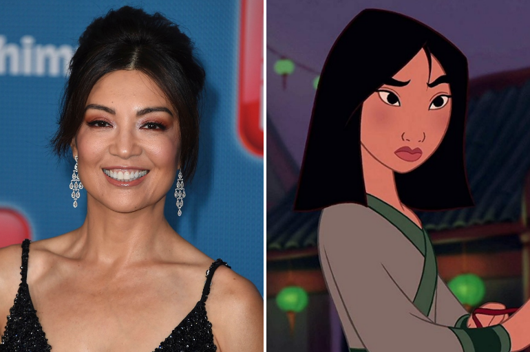 Mulan Star Ming-Na Wen Calls Out Netflix For Leaving Her Off