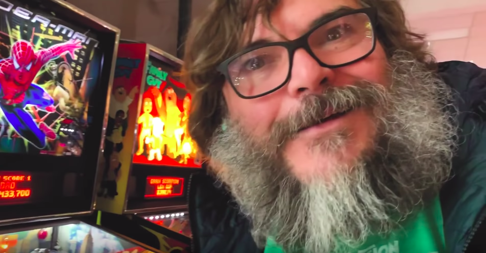 Jack Black Has a Gaming YouTube Channel, and People Love ...