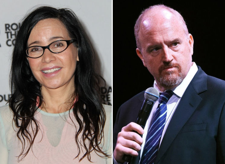 Janeane Garofalo Says 'Leave Louis C.K. Alone,' His Family Has 'Paid Heavily' For Sexual Misconduct Fallout
