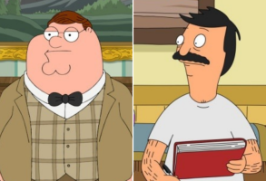 """Family Guy"" and ""Bob's Burgers"""
