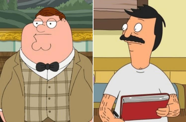 """Family Guy"" and ""Bob's Burgers"""
