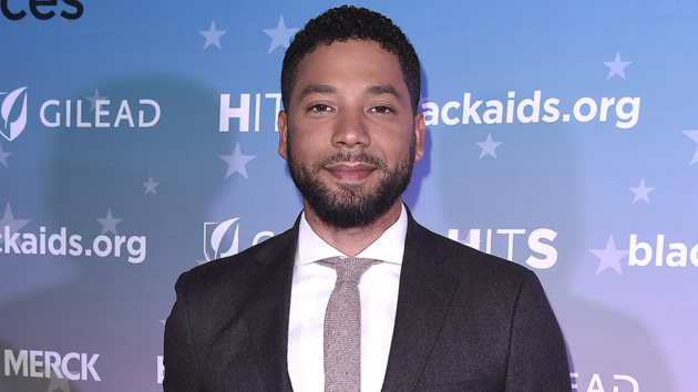 Empire Actor Jussie Smollett Hospitalized After Possible