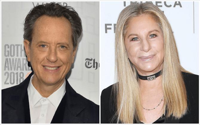 Barbra Streisand Answers Richard E  Grant Fan Letter 50