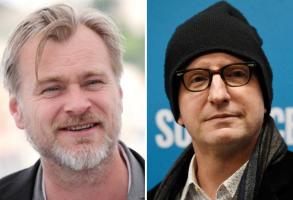 Christopher Nolan and Steven Soderbergh
