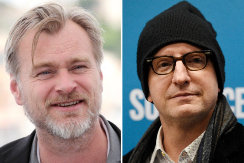 Christopher Nolan and Steven Soderbergh