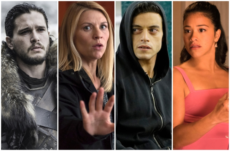 """Game of Thrones,"" ""Homeland,"" ""Mr. Robot,"" ""Jane the Virgin"""