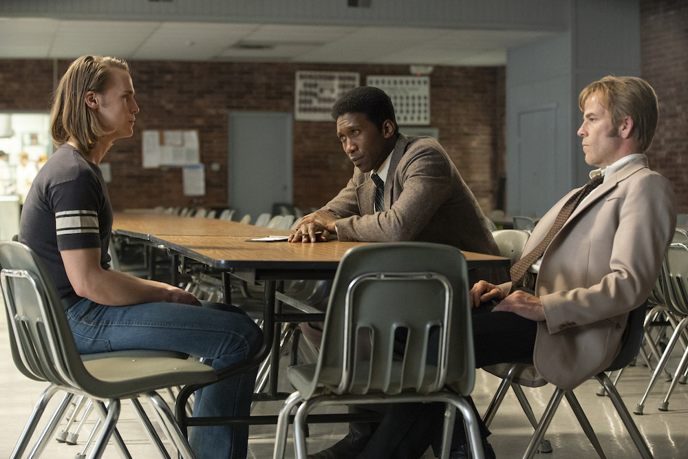 True Detective Season 3 Episode 1 Rhys Wakefield, Mahershala Ali, Stephen Dorff