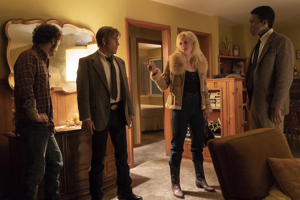 True Detective Season 3, Episode 1 - Scoot McNairy, Stephen Dorff, Mamie Gummer, Mahershala Ali