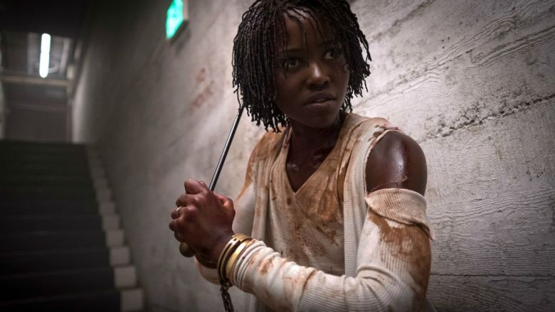 "Lupita Nyong'o stars in Jordan Peele's new horror film, ""Us."" (Universal Pictures)"