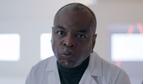 Weird City LeVar Burton