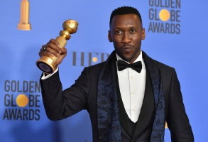 Mahershala Ali - Best Supporting Actor in a Motion Picture - 'Green Book'76th Annual Golden Globe Awards, Press Room, Los Angeles, USA - 06 Jan 2019