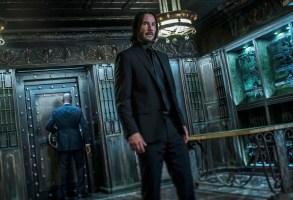 Keanu Reeves stars as 'John Wick' in JOHN WICK: CHAPTER 3 - PARABELLUM.