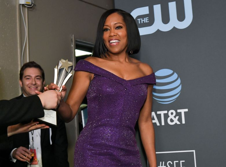 Regina King24th Annual Critics' Choice Awards, Press Room, Barker Hanger, Los Angeles, USA - 13 Jan 2019