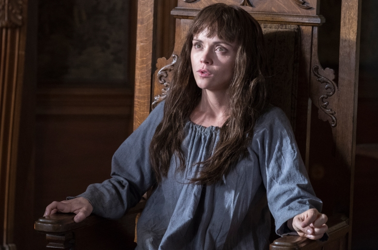 """Christina Ricci, """"Escaping the Madhouse: The Nellie Bly Story"""""""