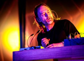 Thom YorkeThom Yorke in concert at The Chelsea at The Cosmopolitan of Las Vegas, USA - 22 Dec 2018