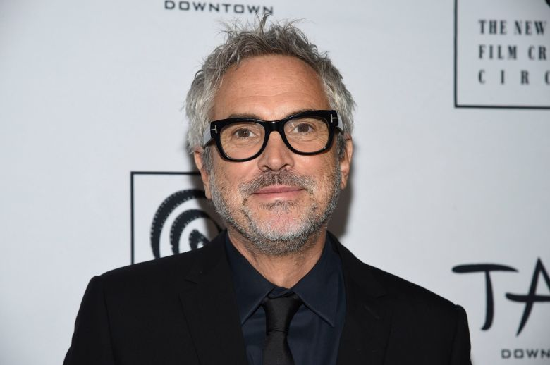 Best director honoree Alfonso Cuaron attends the New York Film Critics Circle Awards at Tao Downtown, in New York2019 Film Critics Circle Awards, New York, USA - 07 Jan 2019