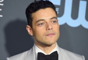 Rami Malek arrives at the 24th annual Critics' Choice Awards, at the Barker Hangar in Santa Monica, Calif24th Annual Critics' Choice Awards - Arrivals, Santa Monica, USA - 13 Jan 2019