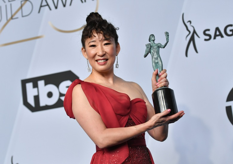Sandra Oh - Outstanding Performance by