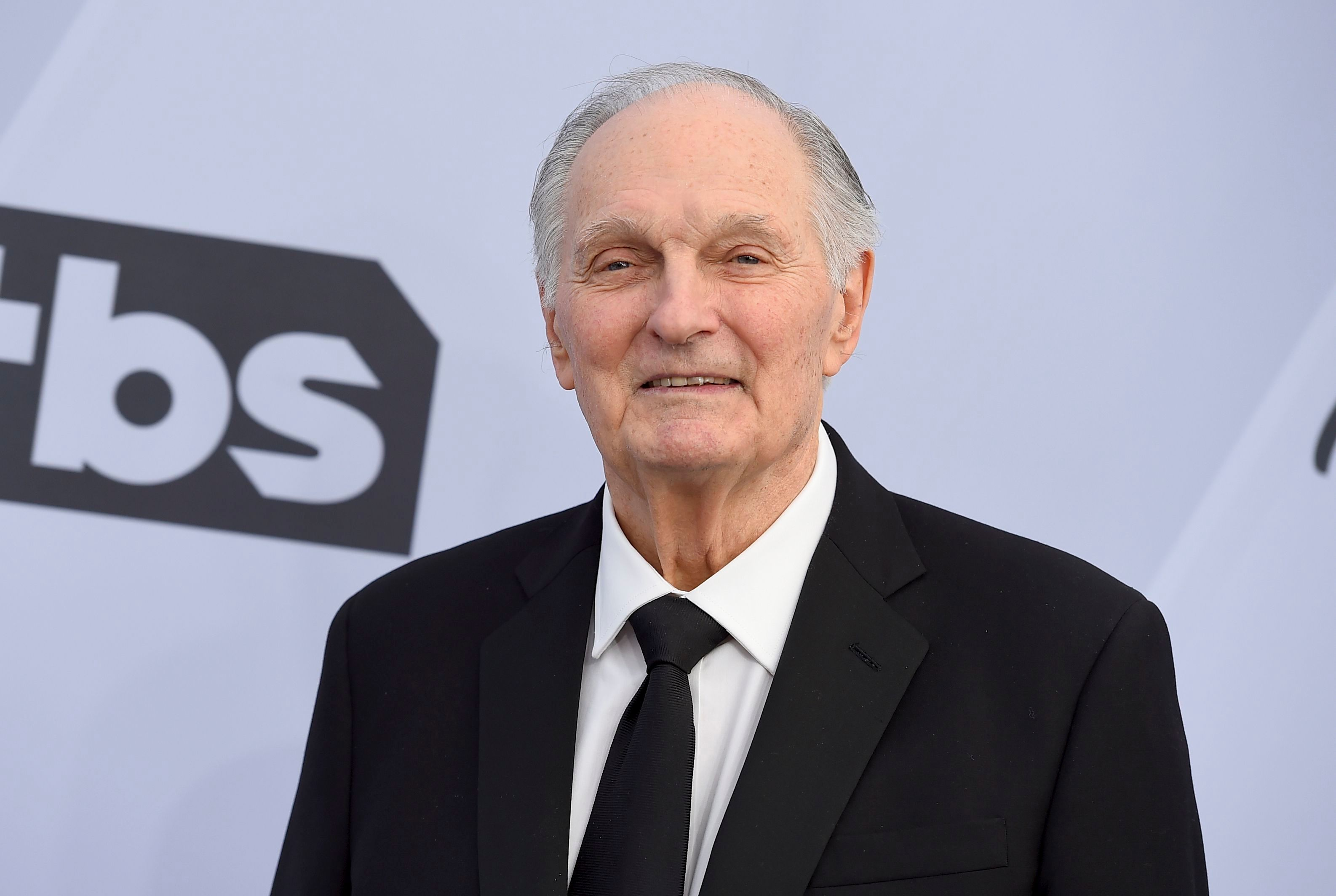 Alan Alda arrives at the 25th annual Screen Actors Guild Awards at the Shrine Auditorium & Expo Hall, in Los Angeles25th Annual SAG Awards - Arrivals, Los Angeles, USA - 27 Jan 2019