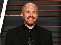 Louis C.K. arrives at the Vanity Fair Oscar Party in Beverly Hills, Calif. The actor-comedian has pushed pause on his FX series and is launching a year-long stand-up comedy tour comprised of all-new materialQ&A-LOUIS CK, Los Angeles, USA - 28 Feb 2016