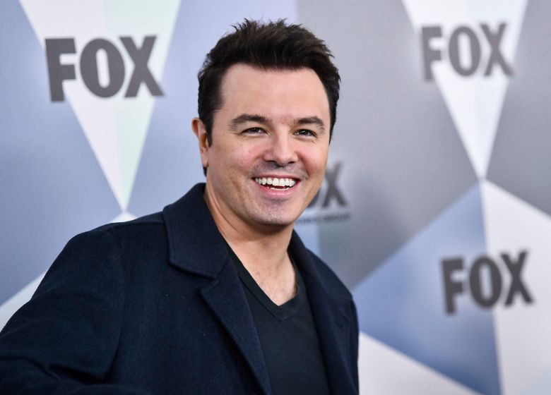 Seth MacFarlane attends the Fox Networks Group 2018 programming presentation after party at Wollman Rink in Central Park, in New York2018 Fox Networks Group Upfront, New York, USA - 14 May 2018