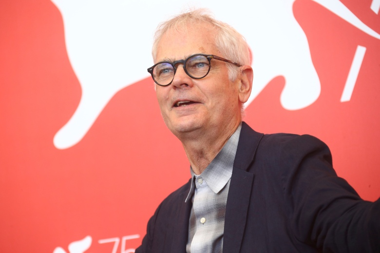Cinematographer Caleb Deschanel poses for photographers at the photo call for the film 'Never Look Away' at the 75th edition of the Venice Film Festival in Venice, ItalyFilm Festival 2018 Never Look Away Photo Call, Venice, Italy - 03 Sep 2018