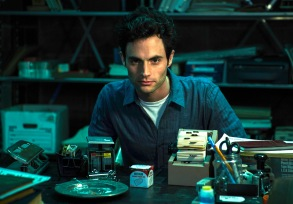 "Penn Badgley, ""You"""