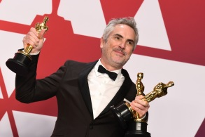 Alfonso Cuaron - Director, Orignal Screenplay and Cinematography - 'Roma'91st Annual Academy Awards, Press Room, Los Angeles, USA - 24 Feb 2019
