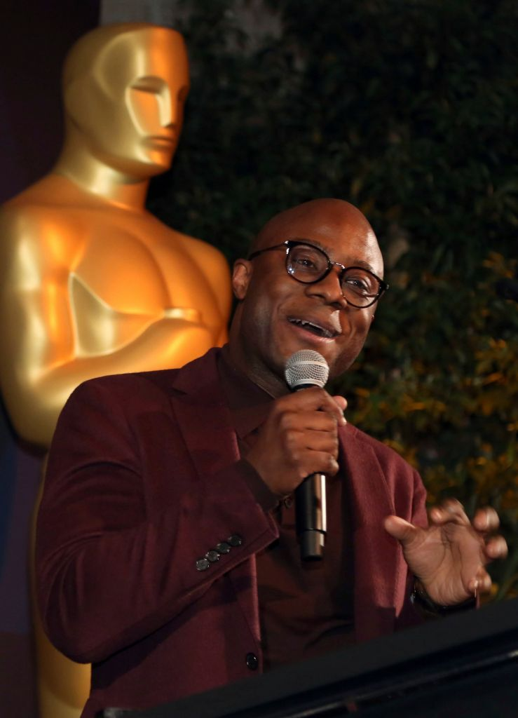 Barry Jenkins speaks at the 91st Academy Awards Foreign Language Nominees Reception at the LACMA, in Los Angeles91st Academy Awards - Foreign Language Nominees Reception, Los Angeles, USA - 22 Feb 2019