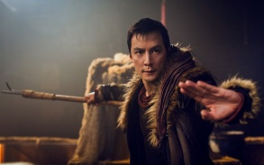 Daniel Wu as Sunny - Into the Badlands _ Season 3, Episode 6 - Photo Credit: Aidan Monaghan/AMC