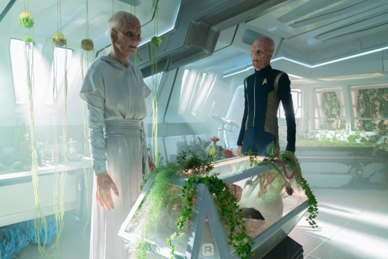Doug Jones Star Trek Discovery