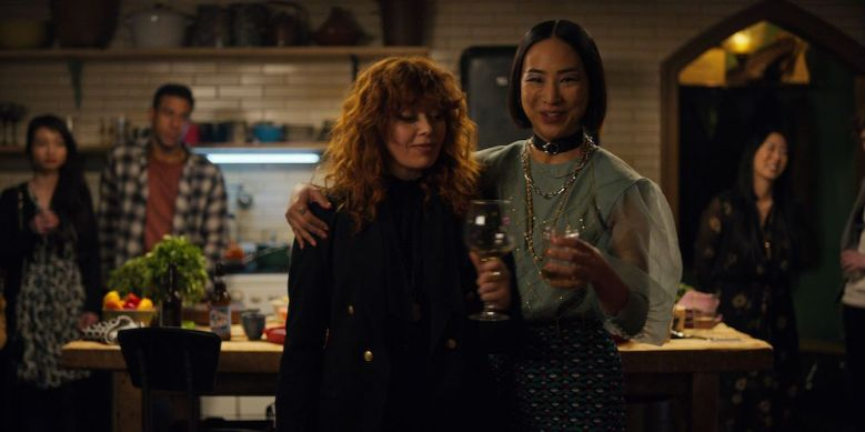 Russian Doll Season 1 Natasha Lyonne Greta Lee