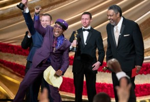 THE OSCARS® - The 91st Oscars® broadcasts live on Sunday, Feb. 24, 2019, at the Dolby Theatre® at Hollywood & Highland Center® in Hollywood and will be televised live on The ABC Television Network at 8:00 p.m. EST/5:00 p.m. PST. (ABC/Craig Sjodin)CHARLIE WACHTEL, SPIKE LEE, DAVID RABINOWITZ, KEVIN WILLMOTT