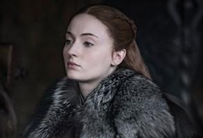 Game of Thrones Season 8 Sophie Turner