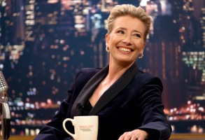 Late Night Emma Thompson
