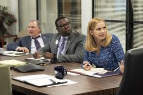 Veep Season 7 Kevin Dunn, Sam Richardson, Anna Chlumsky
