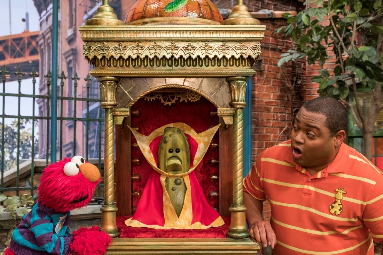 Sesame Street When You Wish Upon a Pickle