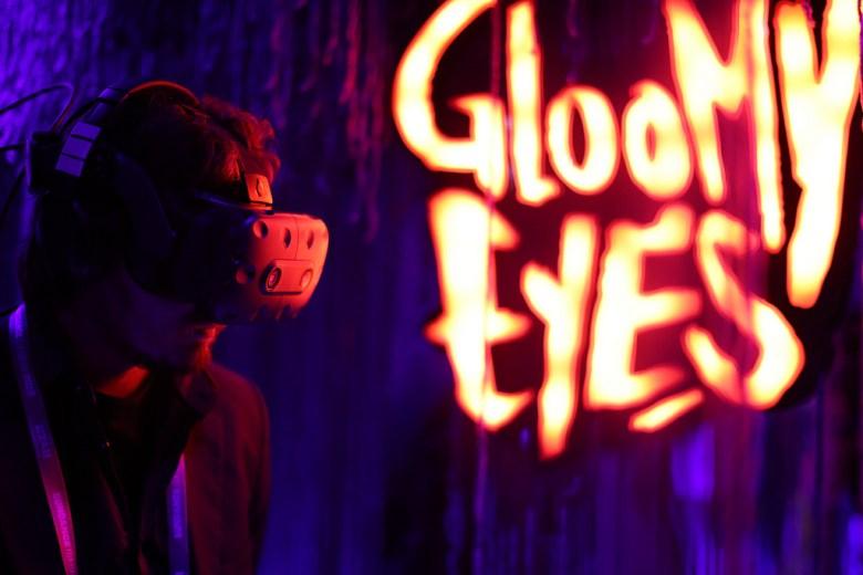 """Gloomy Eyes,"" Sundance Film Festival New Frontier 2019"