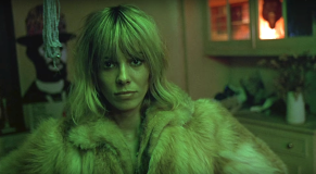 "Anita Pallenberg in ""Performance."""